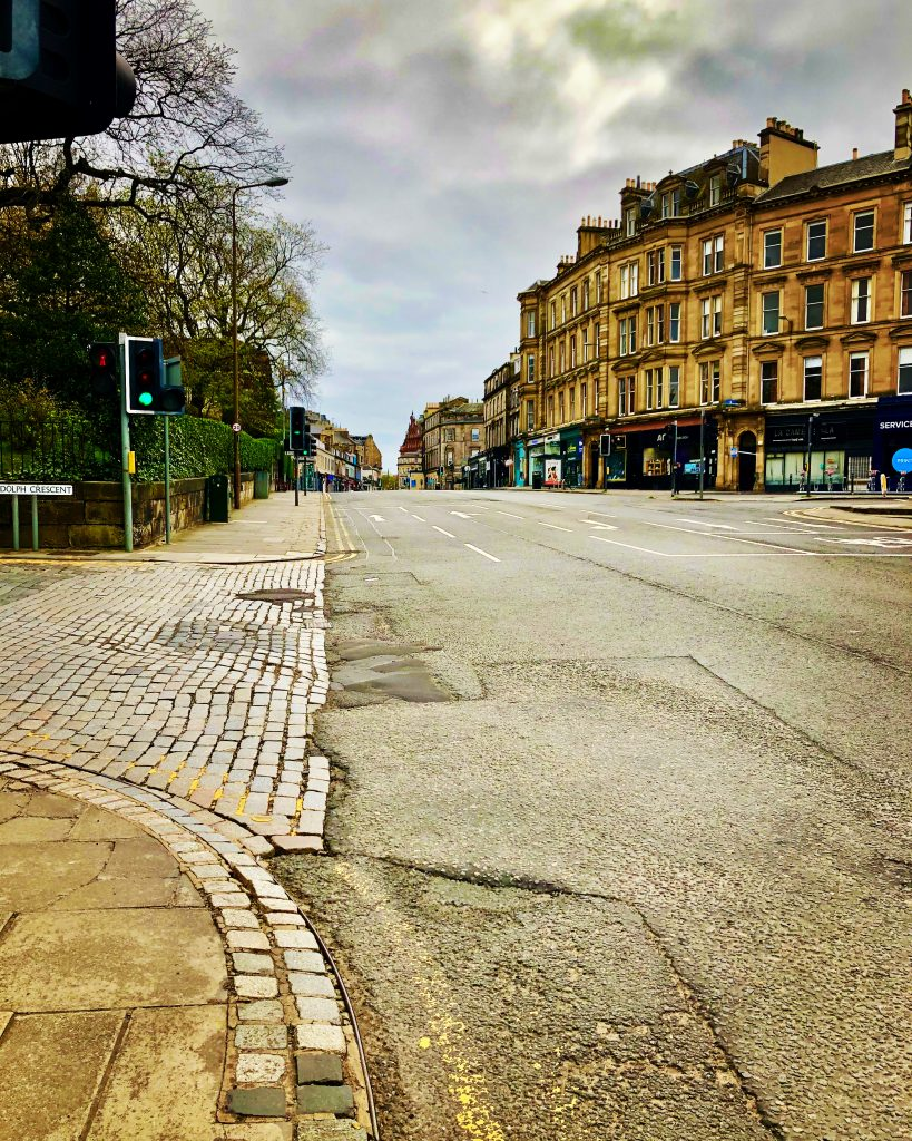 Randolph Place - Queensferry Street